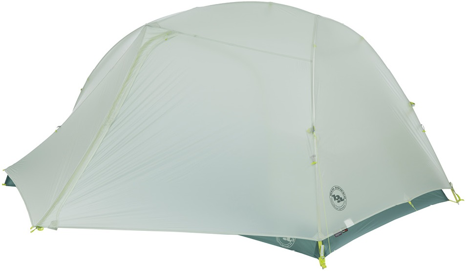 Палатка Big Agnes Tiger Wall 2 Platinum Gray/Blue - Фото 1 большая