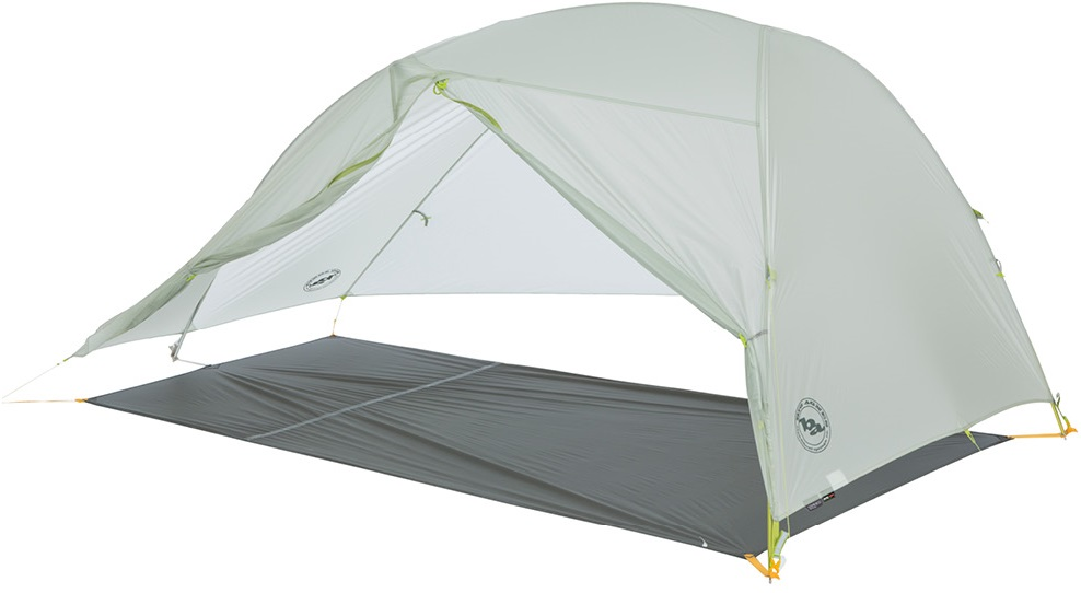 Палатка Big Agnes Tiger Wall 2 Platinum Gray/Blue - Фото 4 большая