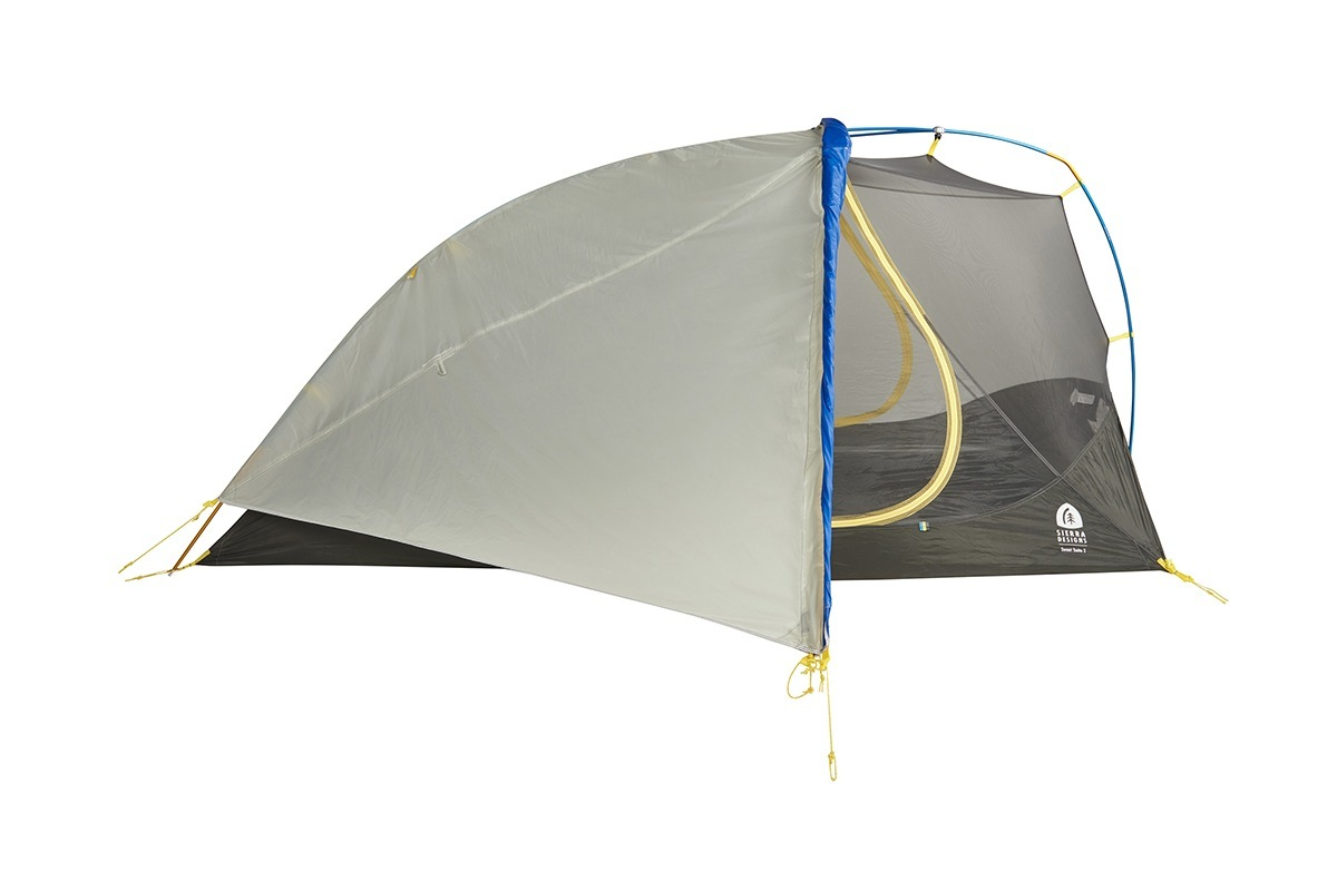 Палатка Sierra Designs Sweet Suite Tent 2  Blue - Фото 8 большая