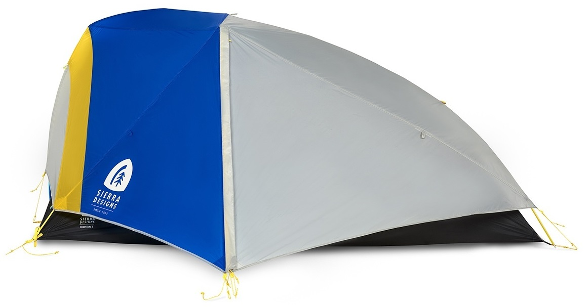 Палатка Sierra Designs Sweet Suite Tent 2  Blue - Фото 1 большая