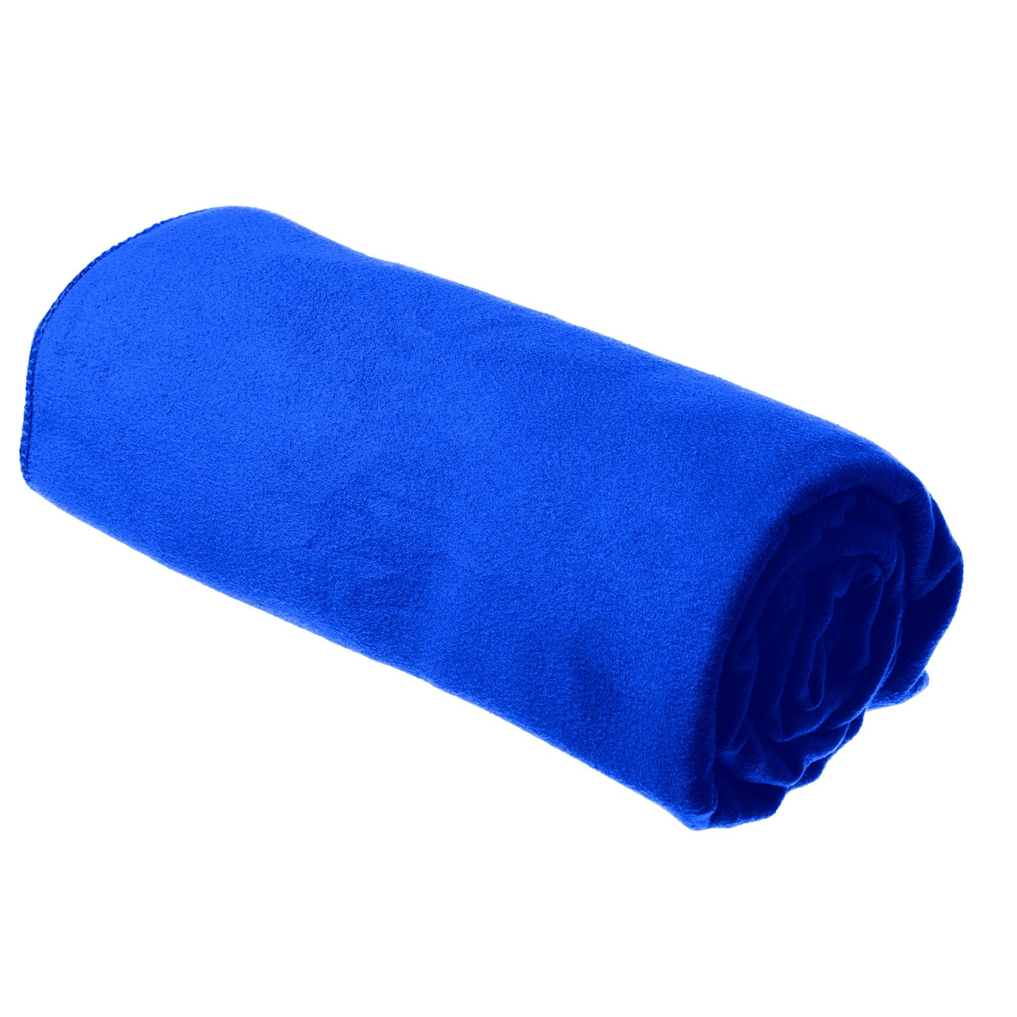 Полотенце Sea to Summit DryLite Towel L Cobalt - Фото 1 большая
