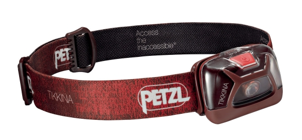 Фонарь Petzl Tikkina Red - Фото 1 большая