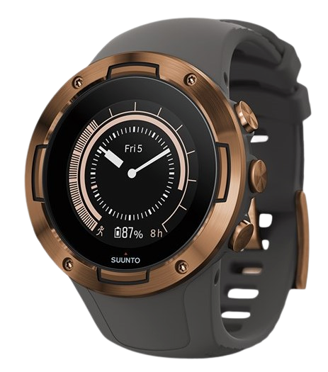 Часы Suunto 5 Graphite Copper LTD - Фото 1 большая