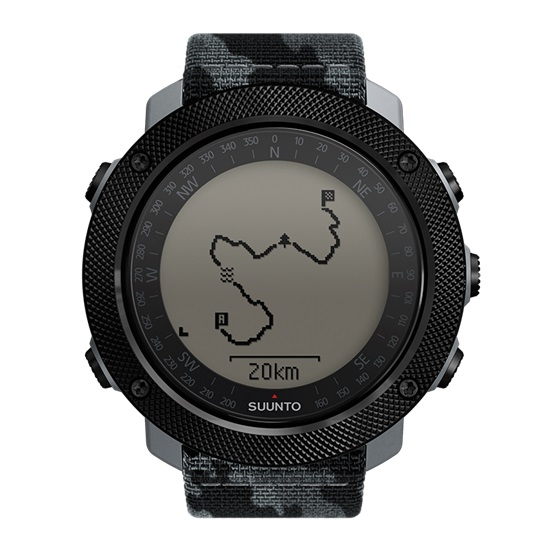 Часы Suunto Traverse Alpha Concrete - Фото 3 большая