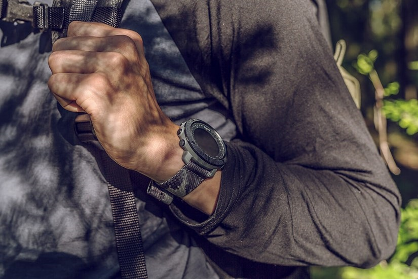 Часы Suunto Traverse Alpha Concrete - Фото 5 большая