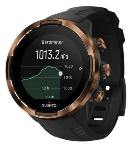 Часы Suunto 9 Baro Copper