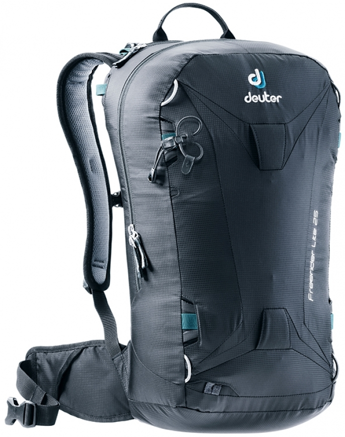 Рюкзак Deuter Freerider Lite 25 Black - Фото 1 большая