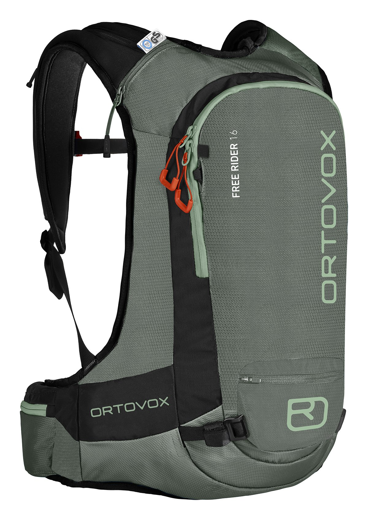 Рюкзак Ortovox Freerider 16 Green Forest