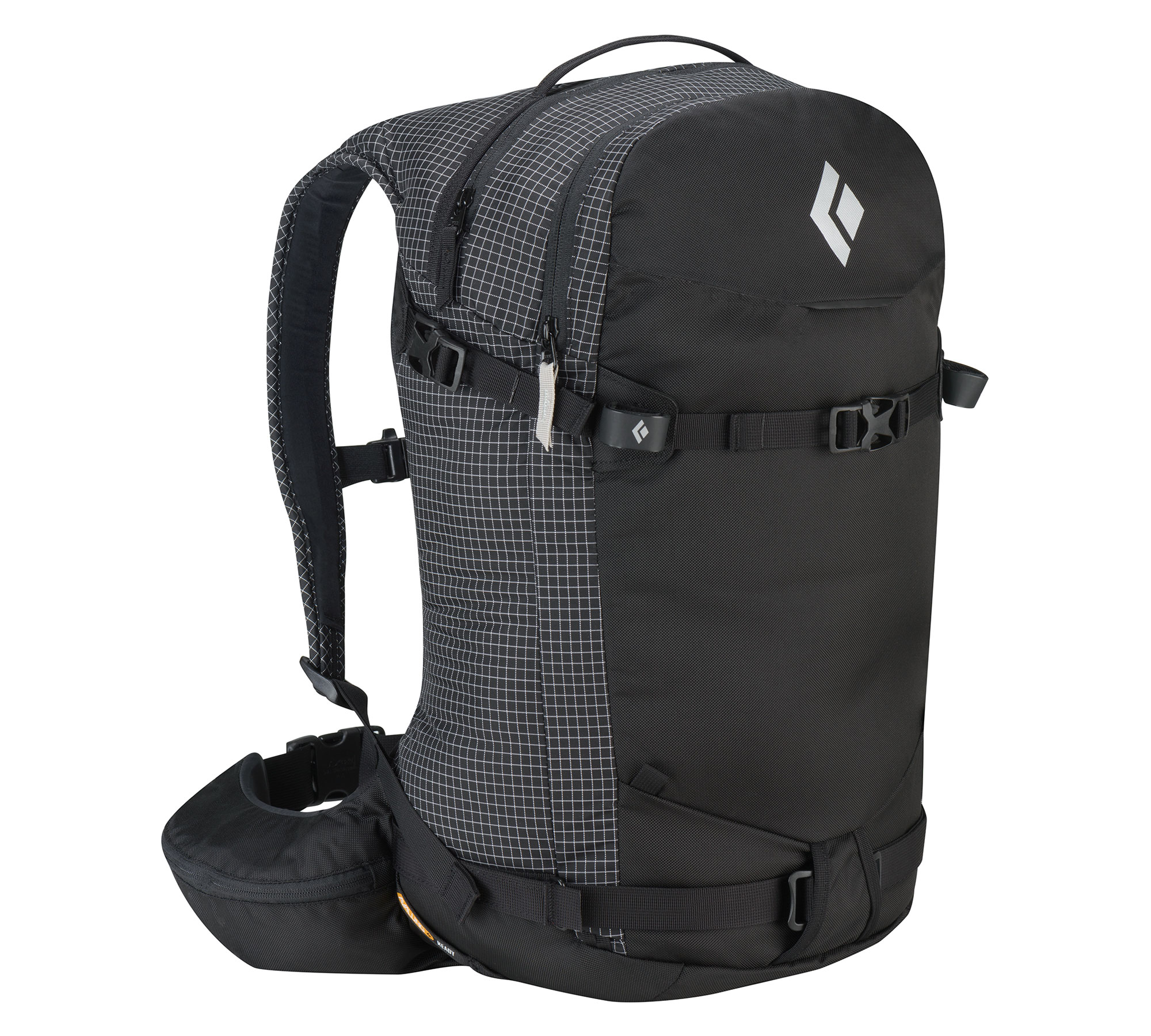 Рюкзак Black Diamond Dawn Patrol 32 Black - Фото 1 большая