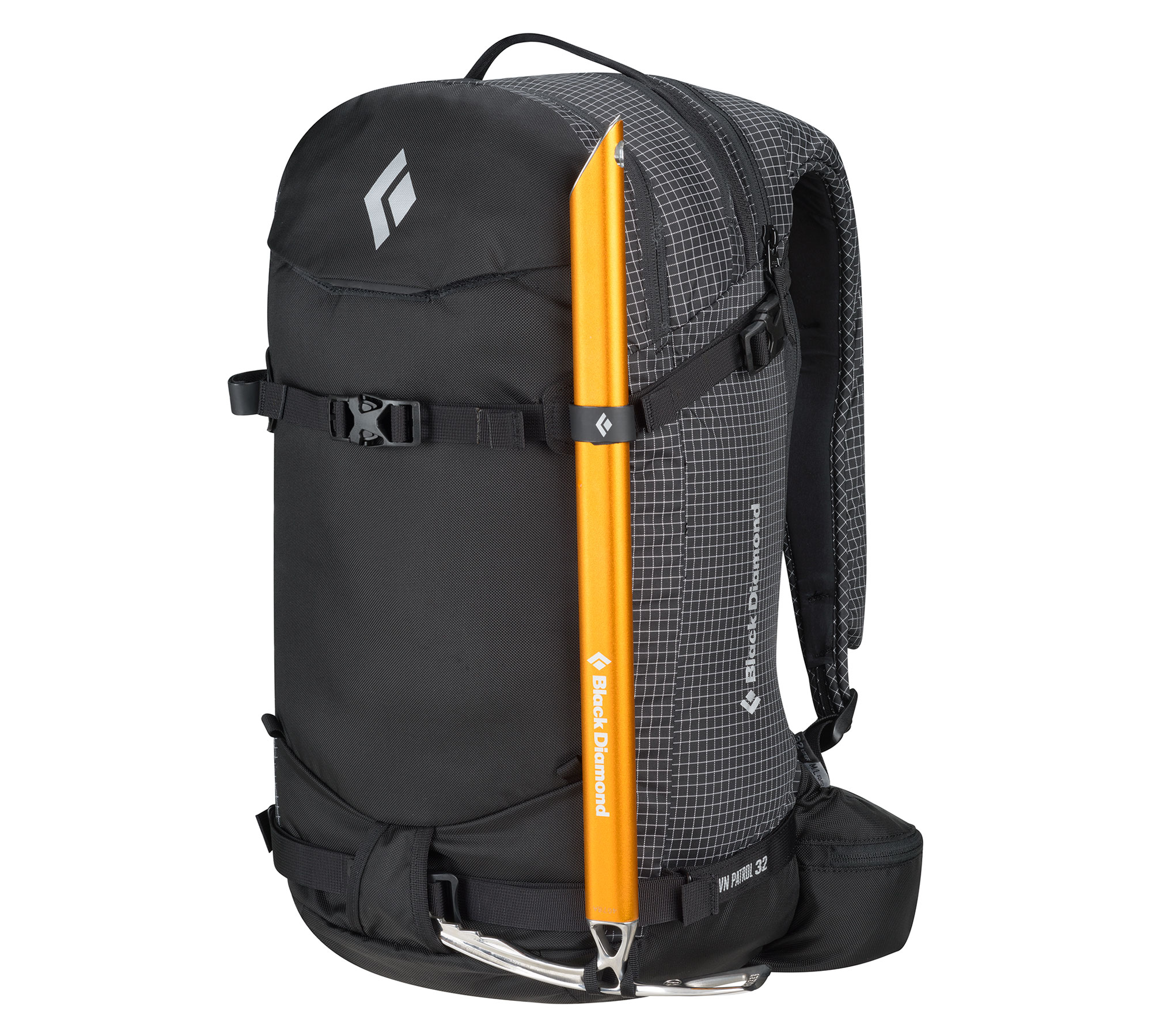 Рюкзак Black Diamond Dawn Patrol 32 Black - Фото 5 большая