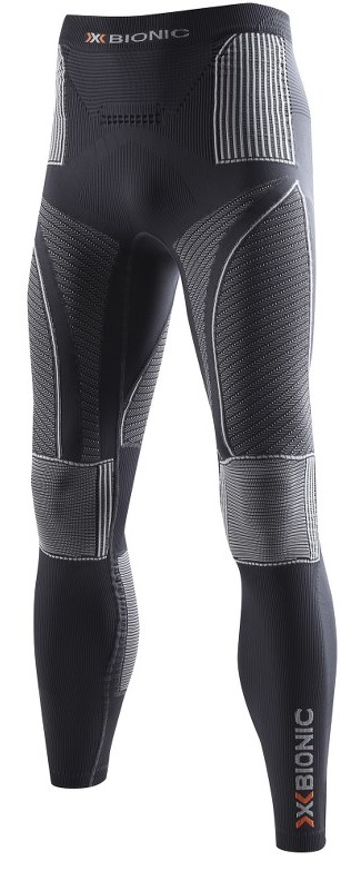 Кальсоны мужские X-Bionic Energy Accumulator EVO Long Charcoal/Pearlgrey - Фото 1 большая
