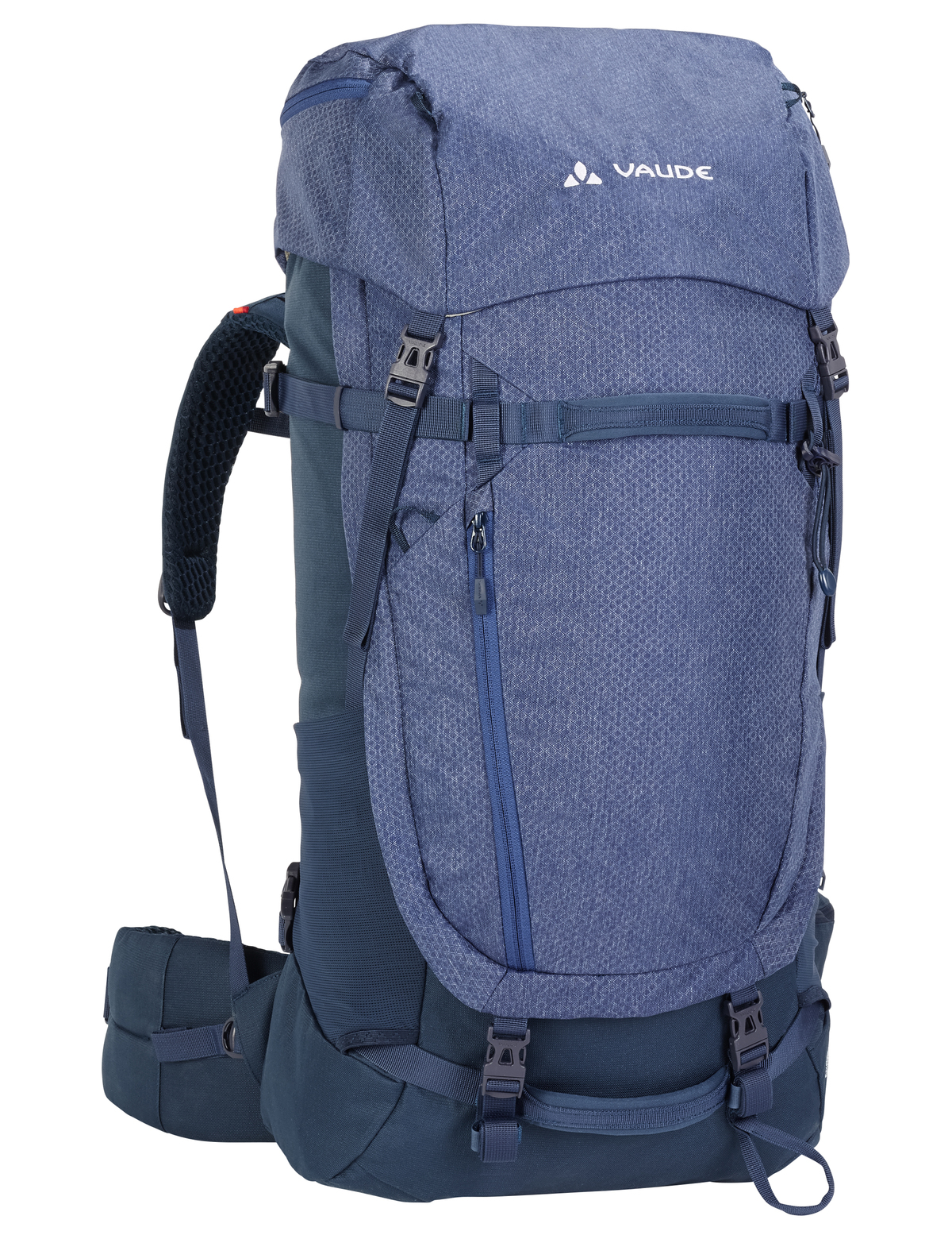 Рюкзак женский Vaude Astrum Evo 55+10 Sailor Blue - Фото 1 большая
