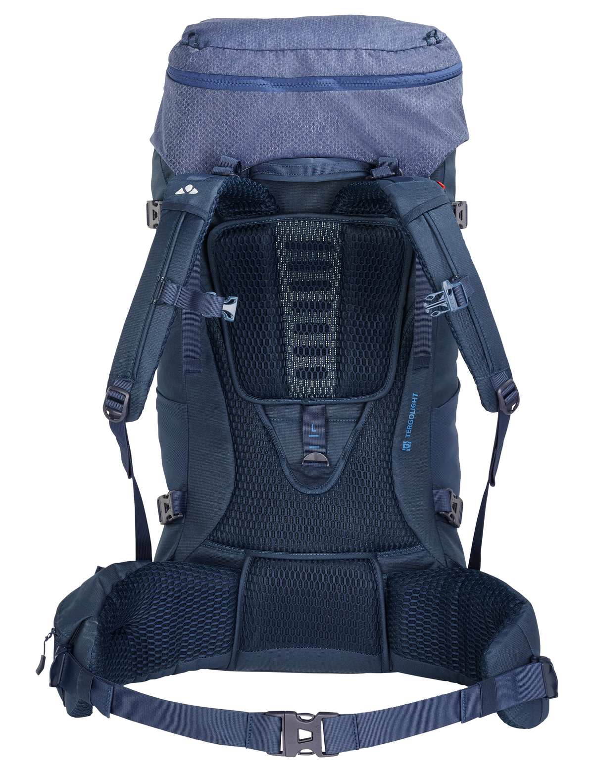 Рюкзак женский Vaude Astrum Evo 55+10 Sailor Blue - Фото 2 большая