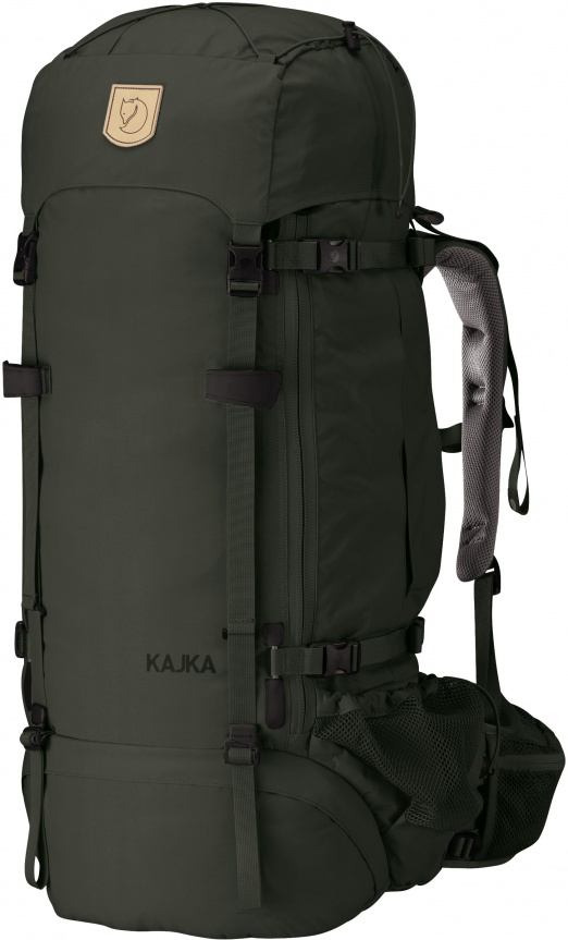 Рюкзак Fjallraven Kajka 75 Forest Green - Фото 1 большая