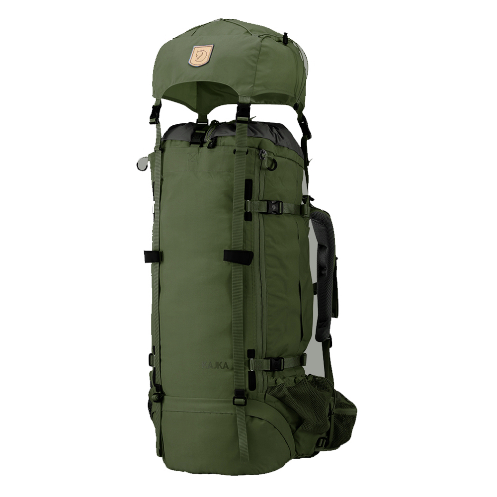 Рюкзак Fjallraven Kajka 75 Forest Green - Фото 3 большая