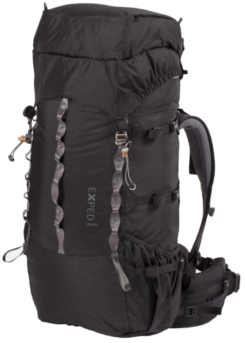 Рюкзак Exped Expedition 80 Black - Фото 1 большая