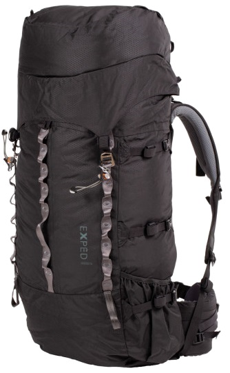 Рюкзак Exped Expedition 100  Black - Фото 1 большая