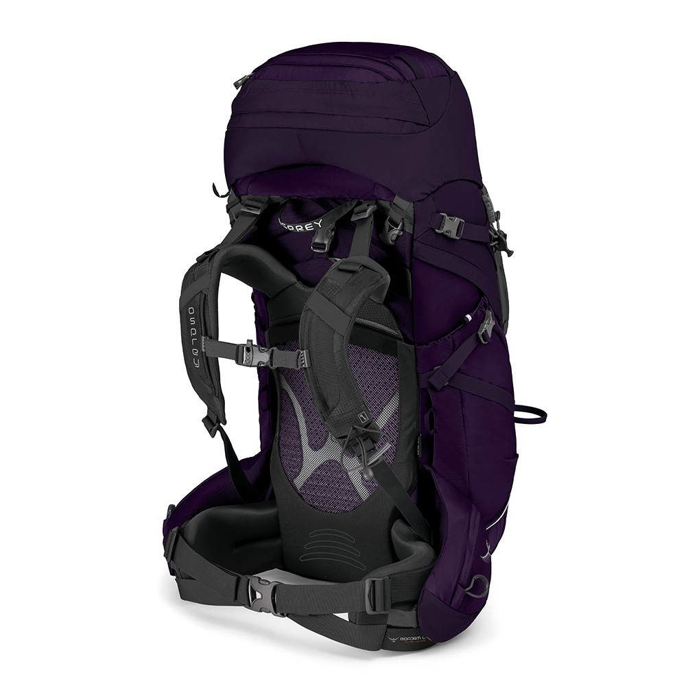 Рюкзак женский Osprey Xena 70 Crown Purple - Фото 14 большая