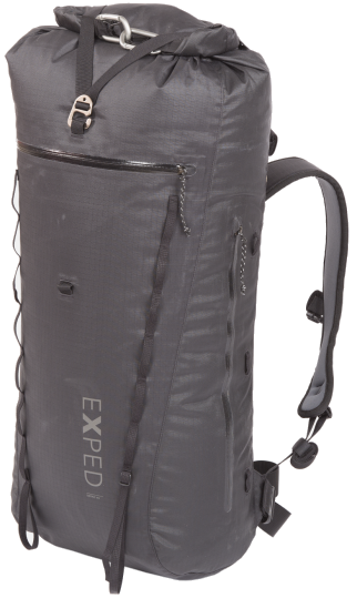 Рюкзак Exped Serac 45 Black