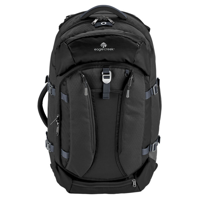 Рюкзак Eagle creek Global Companion 65L Black - Фото 4 большая