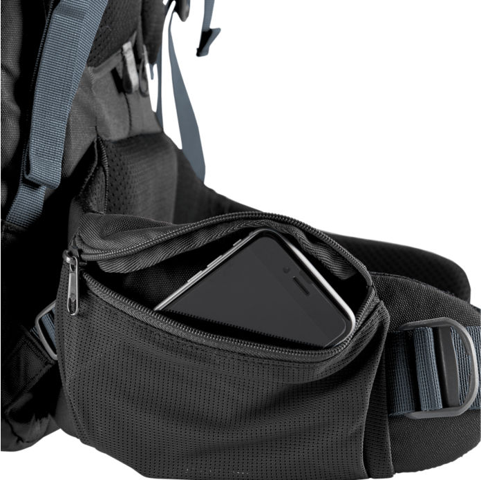 Рюкзак Eagle creek Global Companion 65L Black - Фото 5 большая