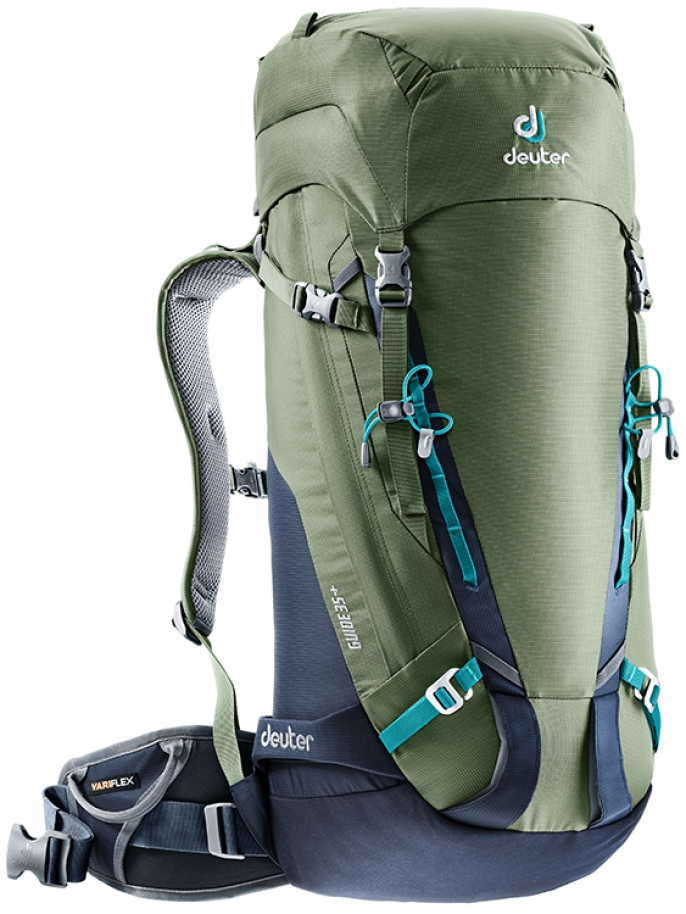 Рюкзак Deuter Guide 35+ Khaki-Navy - Фото 1 большая