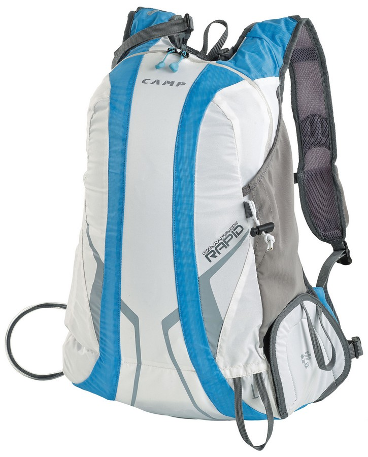 Рюкзак Camp Rapid 20 White/Light Blue - Фото 1 большая