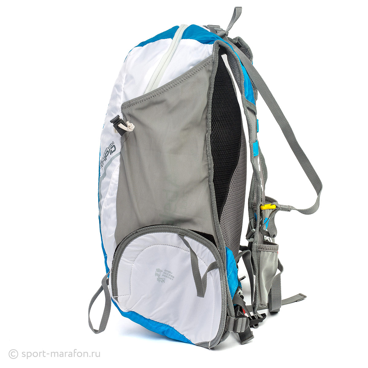 Рюкзак Camp Rapid 20 White/Light Blue - Фото 4 большая