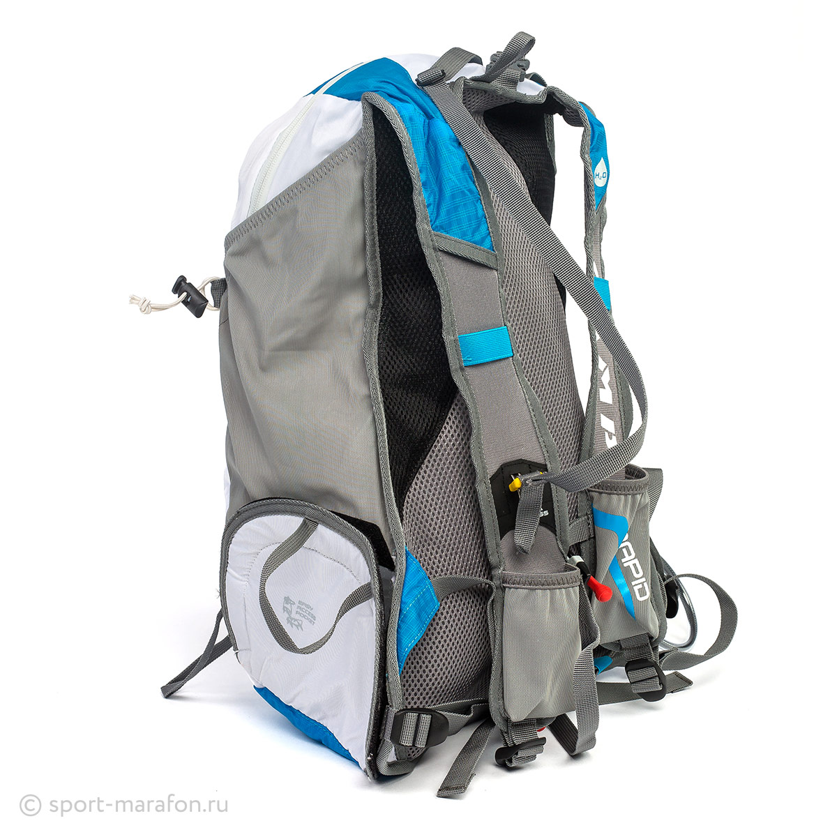 Рюкзак Camp Rapid 20 White/Light Blue - Фото 5 большая