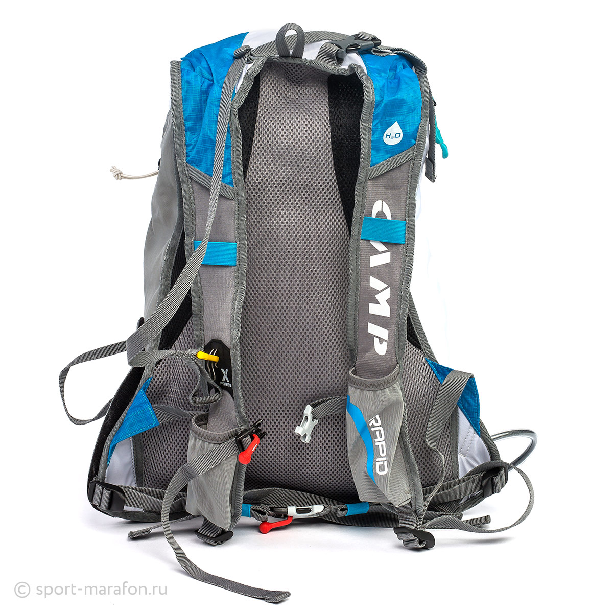 Рюкзак Camp Rapid 20 White/Light Blue - Фото 6 большая