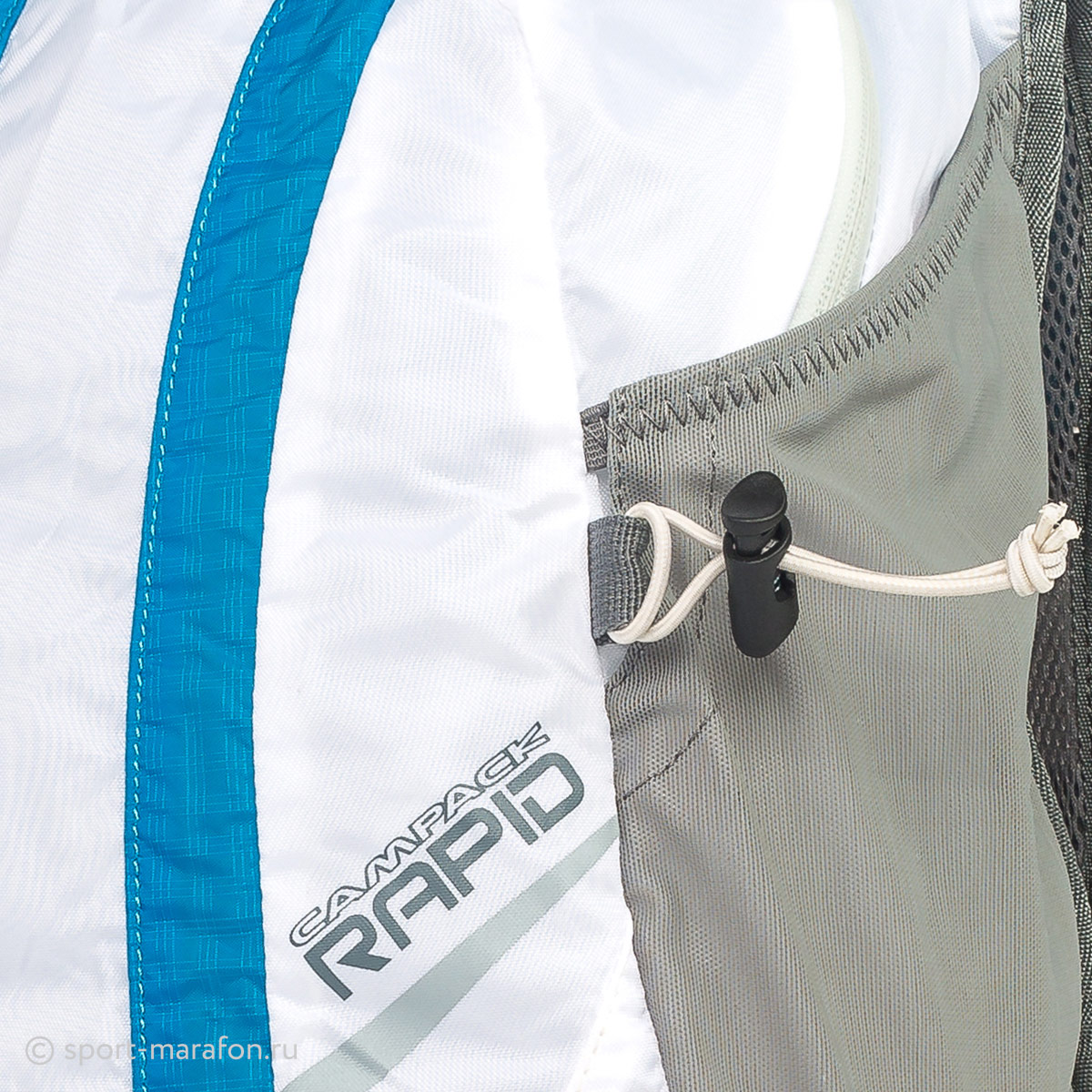 Рюкзак Camp Rapid 20 White/Light Blue - Фото 9 большая