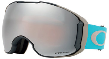 Горнолыжная маска Oakley Airbrake XL Sea Moon Rock/Prizm Snow Black Iridium - Фото 1 большая