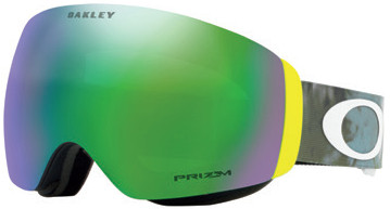 Горнолыжная маска Oakley Flight Deck XM Tranquil Flurry Retina/Prizm Snow Jade Iridium - Фото 1 большая