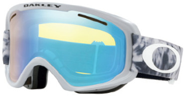Горнолыжная маска Oakley O Frame 2.0 XM Tranquil Flurry Sharkskin/Hi Yellow Iridium - Фото 1 большая