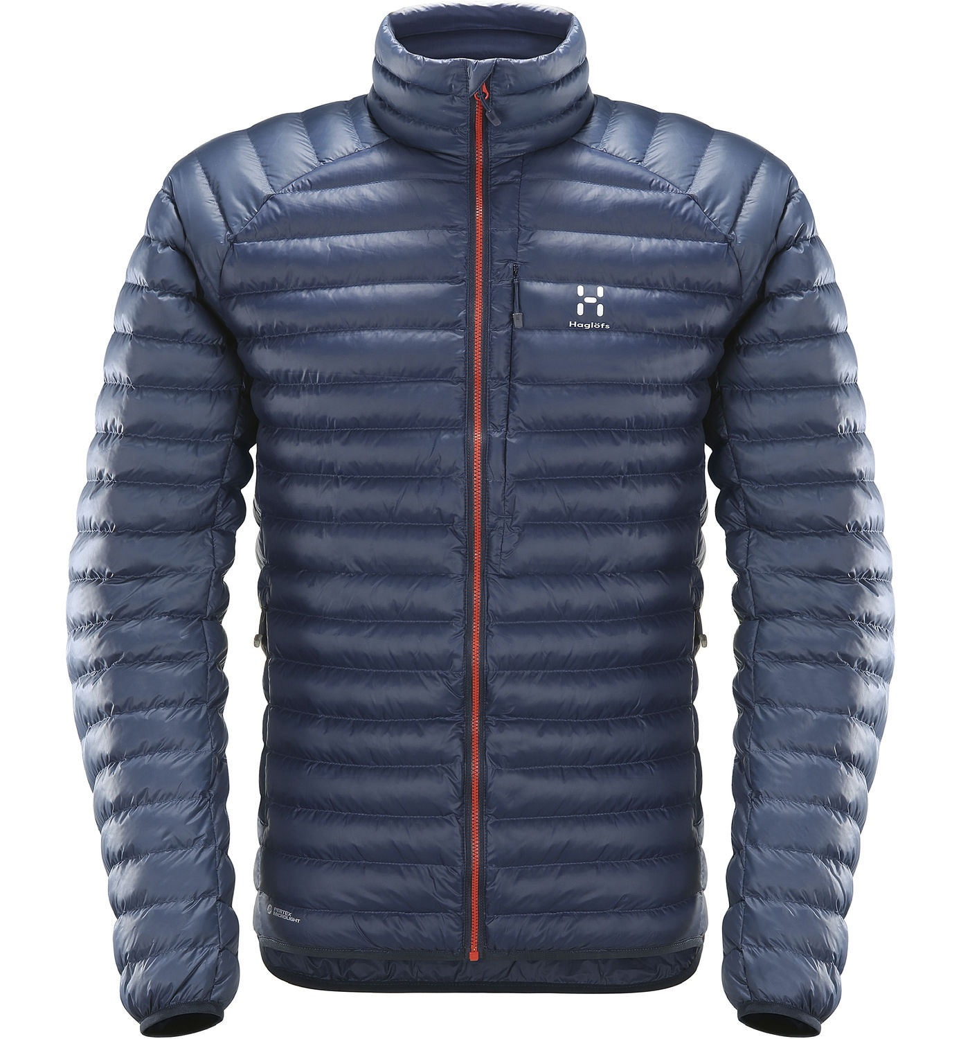 Куртка мужская Haglofs Essens Mimic Tarn Blue/Blue Ink - Фото 1 большая
