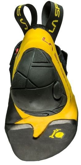 Скальные туфли La Sportiva Skwama Black/Yellow - Фото 2 большая