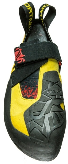 Скальные туфли La Sportiva Skwama Black/Yellow - Фото 3 большая