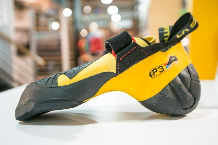 Скальные туфли La Sportiva Skwama Black/Yellow - Фото 5 большая