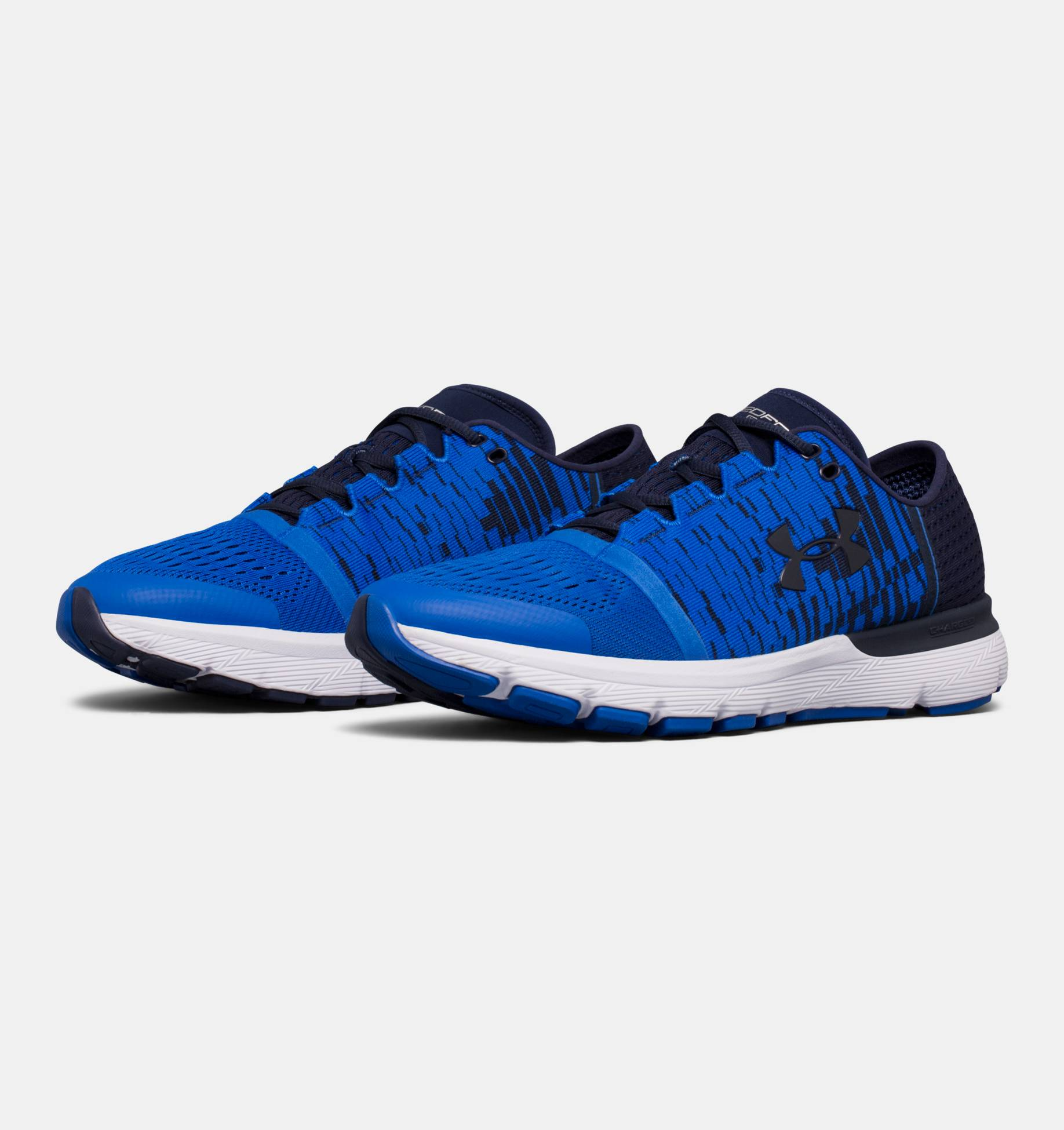 3645502ad616 ... Кроссовки мужские Under Armour Speedform Gemini 3 GR Midnight  Navy Ultra Blue Midnight Navy ...
