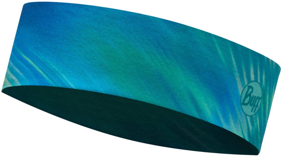 Повязка Buff CoolNet UV+ Slim Shining Turquoise - Фото 1 большая