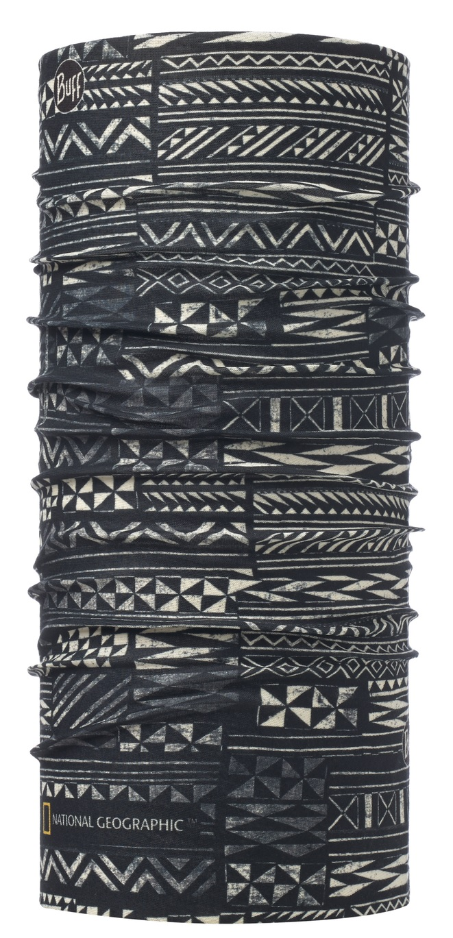 Бандана Buff National Geographic Original Zendai Black - Фото 1 большая