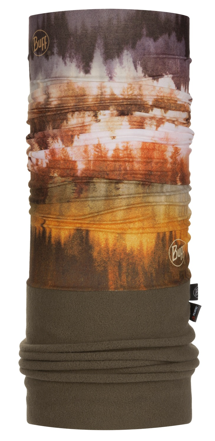 Бандана Buff Polar Misty Woods Brown - Фото 1 большая