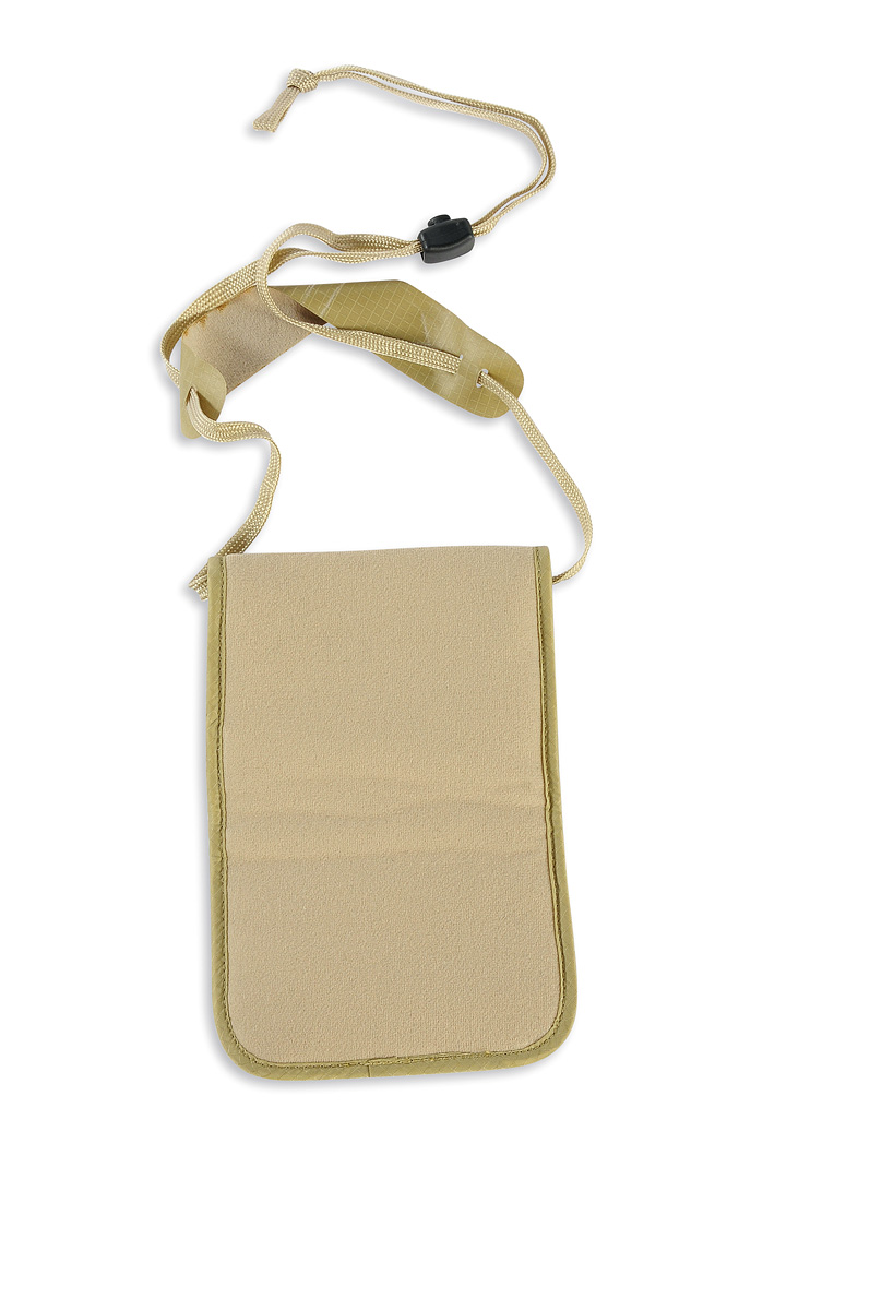 Кошелек Tatonka Skin Neck Pouch RFID Natural - Фото 2 большая