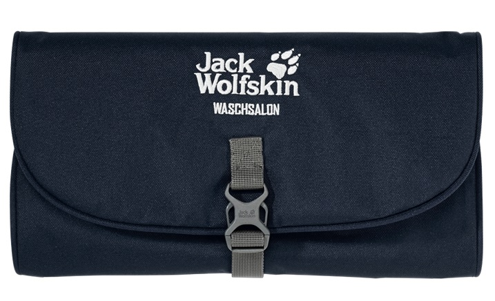Несессер Jack Wolfskin WASCHSALON Night Blue - Фото 1 большая