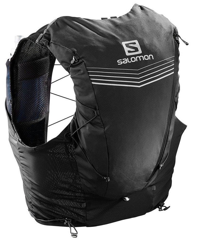 Рюкзак Salomon ADV Skin 12 Set Black - Фото 1 большая