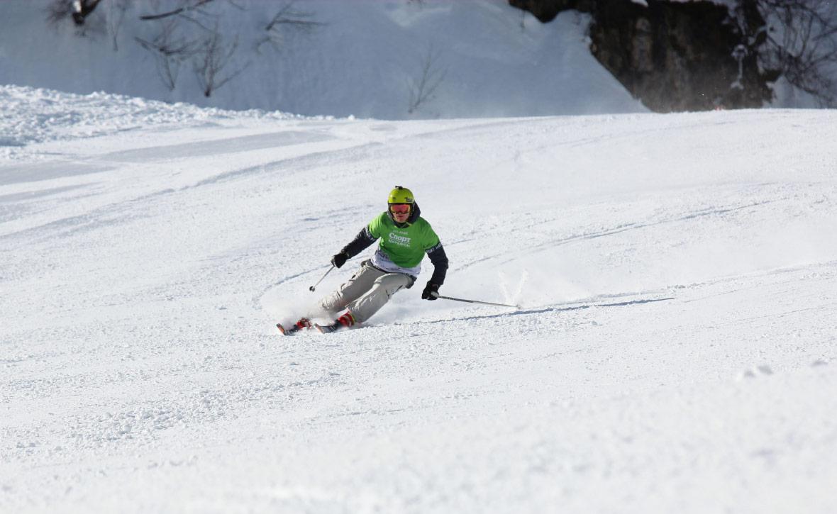 Как выбрать горные лыжи для катания по трассам — Блог «Спорт-Марафон» 765f1abf85b