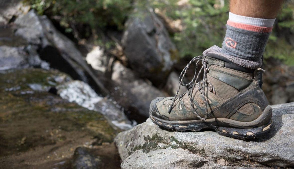 8f5eb9935206d Как выбрать треккинговые носки (носки для похода)? — Блог «Спорт ...