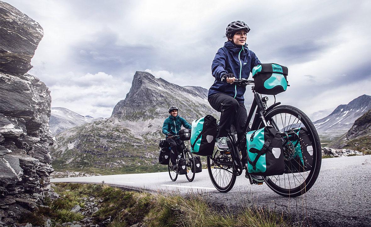 обзор велосипедных сумок Ortlieb блог спорт марафон