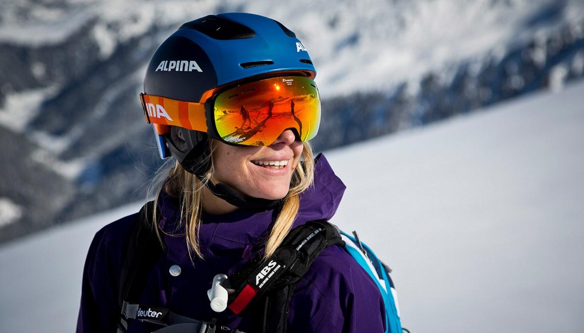 Горнолыжные маски Alpina 2016 2017. Обзор моделей — Блог «Спорт-Марафон» ecc1729083fca