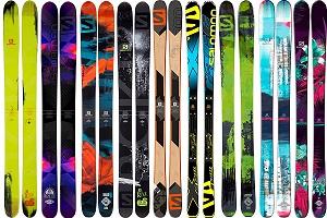 3c355b9938db Горные лыжи Salomon 2014-2015. Обзор моделей — Блог «Спорт-Марафон»
